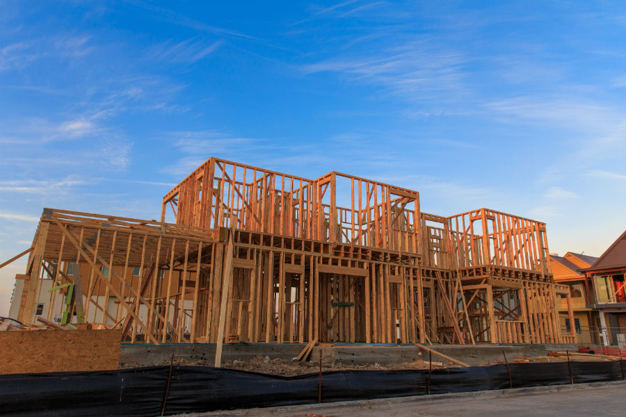 DFW Housing Shortage Sparks New Home Construction